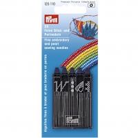 Иглы ручные для вышивания Prym 125110