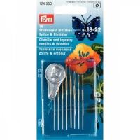 Ручные иглы для вышивания Prym 124550