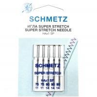 Иглы для стрейча Schmetz Super Stretch №75-90