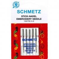 Иглы вышивальные Schmetz Embroidery №90