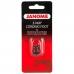 Лапка трехжелобковая Janome 200126009