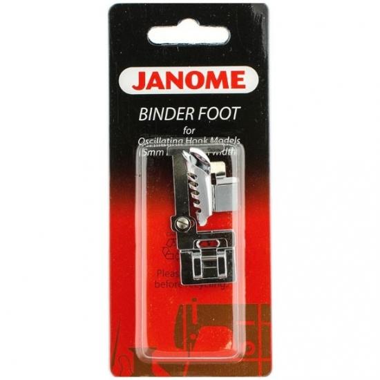 Лапка для окантовки косой бейкой Janome 200140009