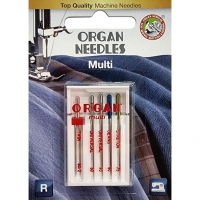 Иглы мультибокс Organ Multi-Box 5 штук