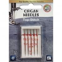 Иглы для штопки и вышивки Organ Top-Stitch №90 5 штук