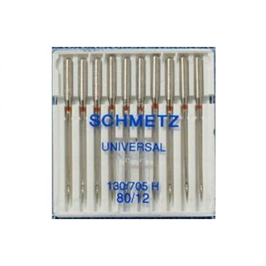 Иглы универсальные Schmetz Universal №80 max