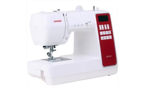Как научиться шить на швейной машине Janome?