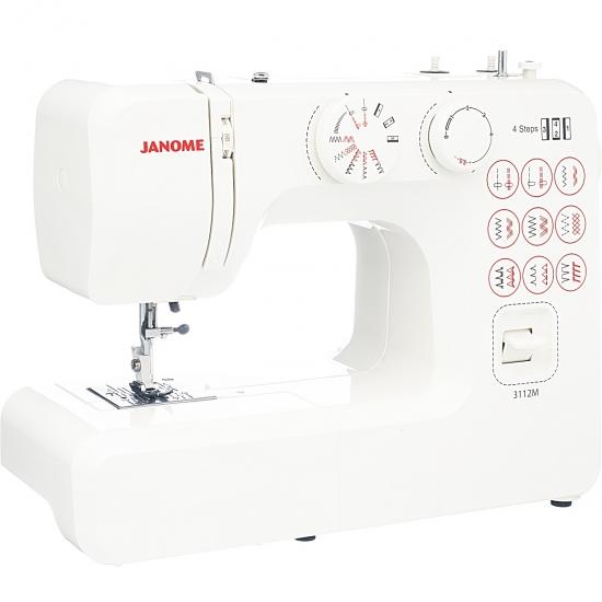 Швейная машина Janome 3112M