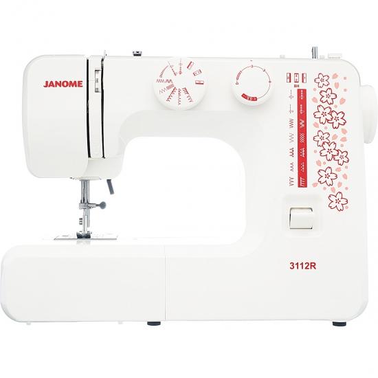 Швейная машина Janome 3112R