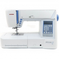 Швейная машина  Janome Skyline S5