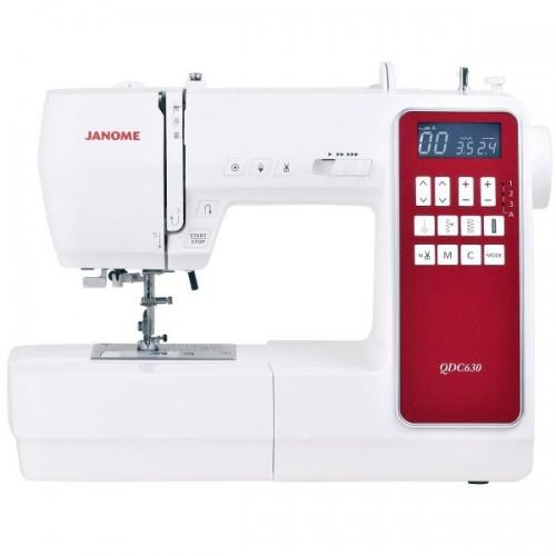 Швейная машина  Janome QDC 630