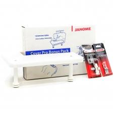 Комплект для распошивальных машин Janome серии Cover Pro