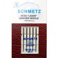 Иглы Schmetz Leather №80