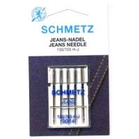 Иглы Schmetz Jeans №90 (5 шт.)