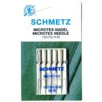 Иглы микротекс Schmetz Microtex №60 (5 шт.)