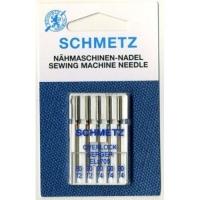 Иглы Schmetz Overlock ELX705 №80-90 (5 шт.)
