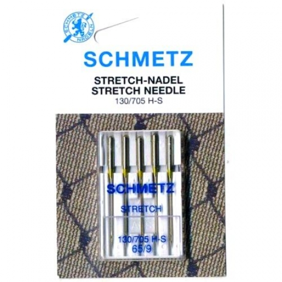 Иглы Schmetz Stretch №65 (5 шт.)
