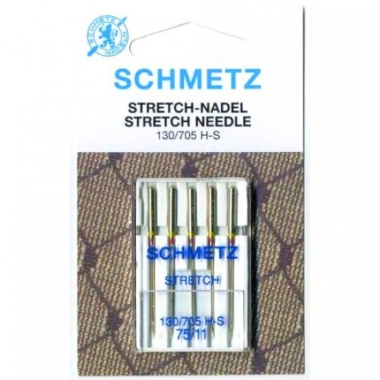 Иглы Schmetz Stretch №75 (5 шт.)