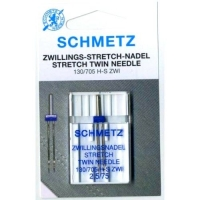 Игла двойная Schmetz Twin Stretch №75/2.5