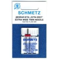 Игла двойная универсальная Schmetz Twin Universal №100/6.0