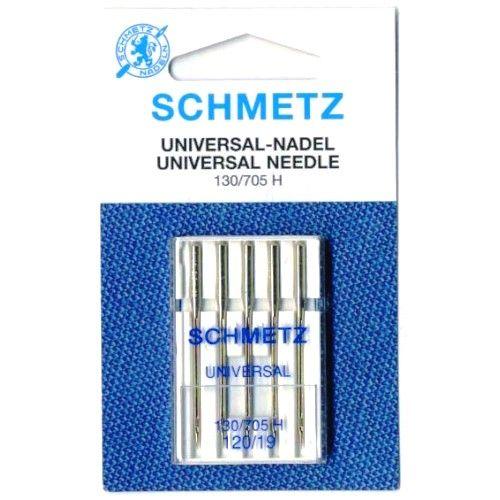 Иглы универсальные Schmetz Universal №120 (5 шт.)