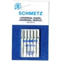 Иглы универсальные Schmetz Universal №70 (5 шт.)