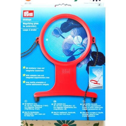 Лупа для вышивания red PRYM 611731