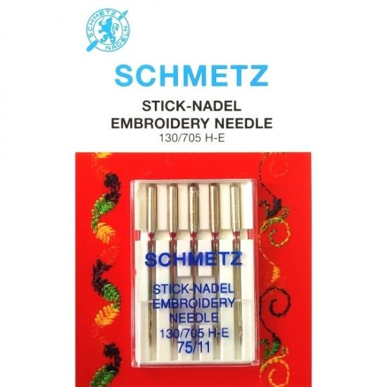 Schmetz Embroidery №75
