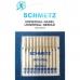 Иглы универсальные Schmetz Universal №70-90 Max