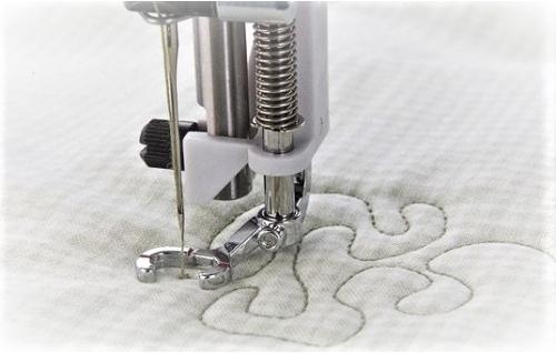 Какие бывают лапки для швейных машин Janome?